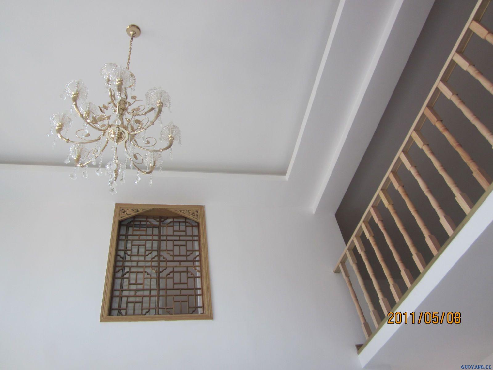 自己设计的新居装修效果图 实拍